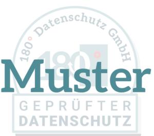 Datenschutz-Siegel Muster